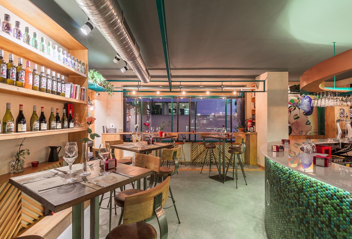 Reforma e interiorismo restaurante Ditirambo (17)