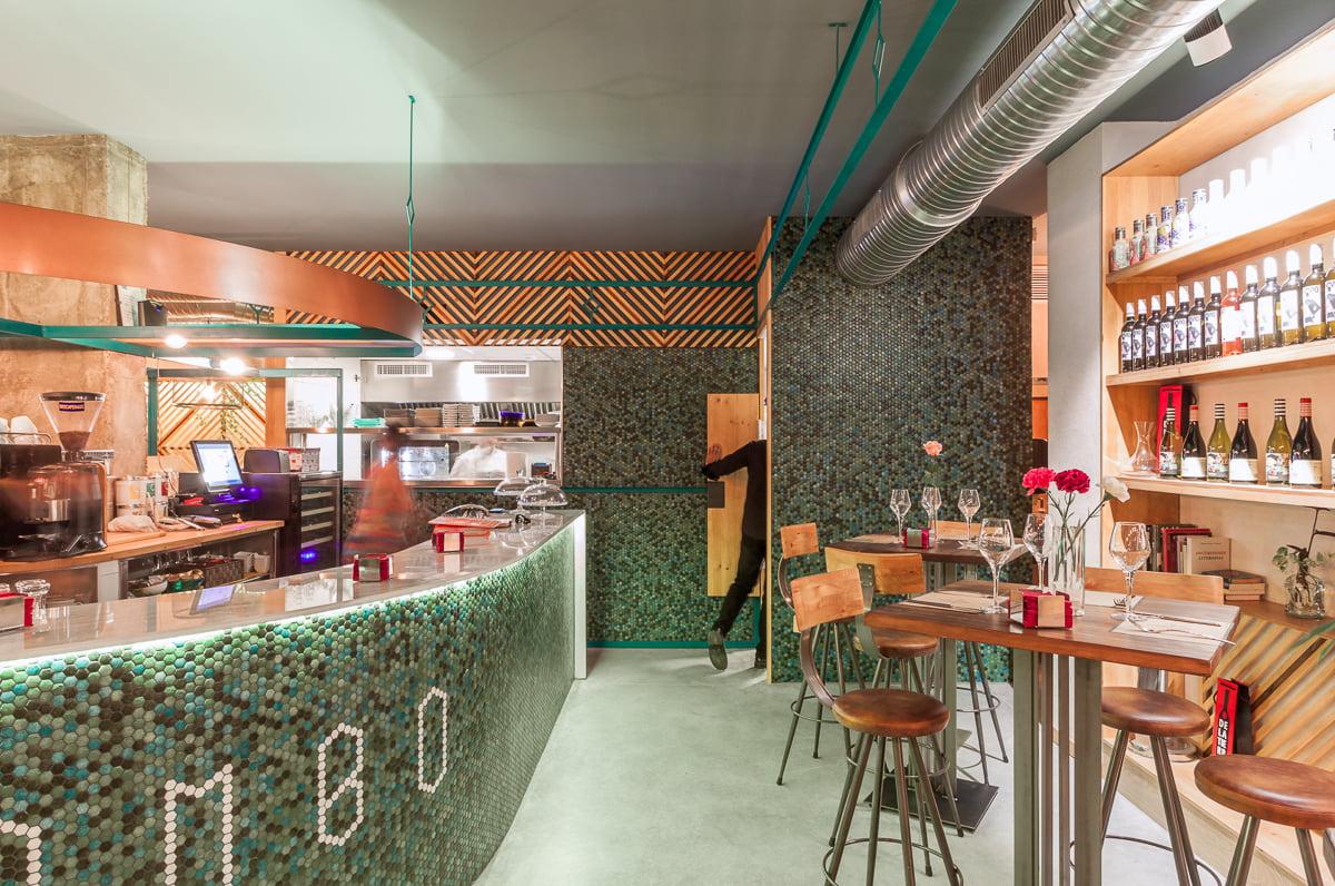 Reforma e interiorismo restaurante Ditirambo (20)