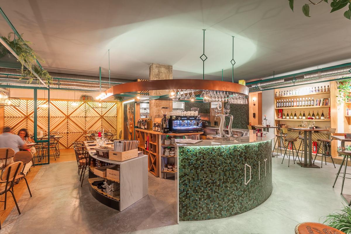 Reforma e interiorismo restaurante Ditirambo (21)