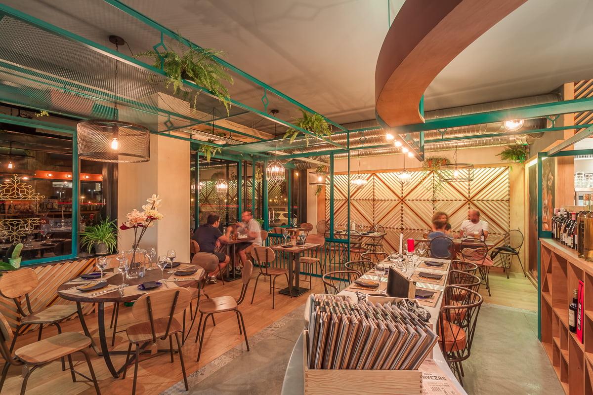 Reforma e interiorismo restaurante Ditirambo (23)
