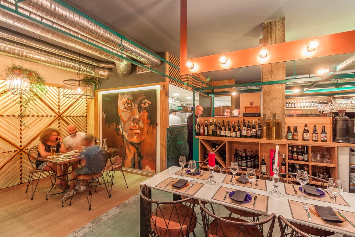 Reforma e interiorismo restaurante Ditirambo (24)
